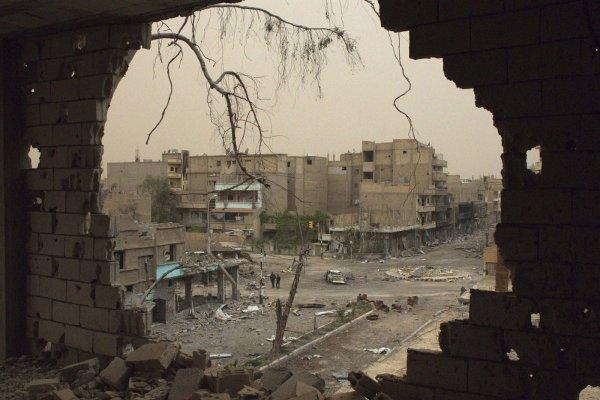 Американские СМИ обнародовали подробности битвы с ЧВК Вагнера за Дэйр-ез-Зор