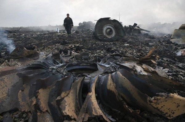 СМИ выяснили имя главного подозреваемого в деле о крушении Boeing 777 MH17 в Малайзии