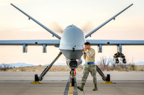 В США создали передвижную установку для борьбы с беспилотниками