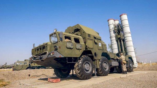 Комплексы С-300 «Фаворит» заступили на боевое дежурство в Ростовскую область