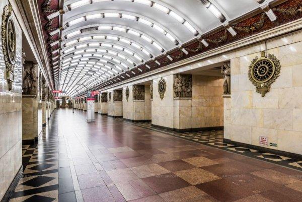 В Санкт-Петербурге вечером 26 мая запустят станции метро «Беговая» и «Новокрестовская»