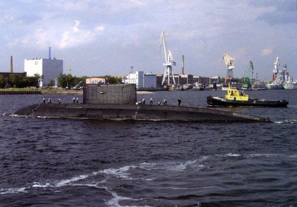 Атомная подлодка «Хабаровск» успешно прошла испытания