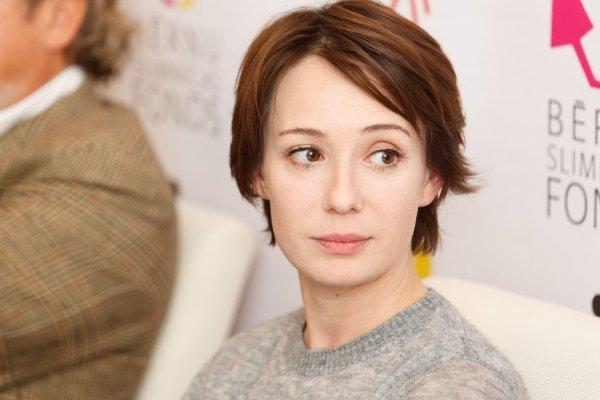 Чулпан Хаматова согласилась сыграть роль Елизаветы Глинки в фильме «Доктор Лиза»