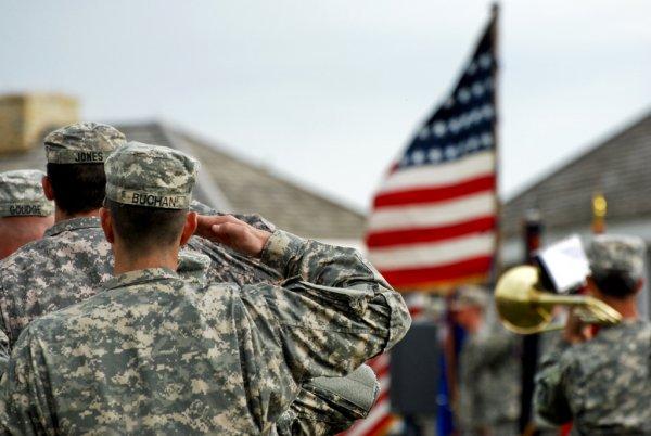 В США начнут испытывать новый экзоскелет для военнослужащих