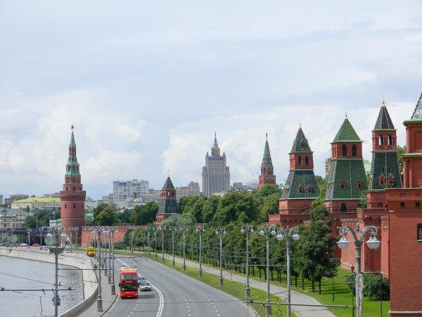 В Москве атмосферное давление побило 26-летний рекорд