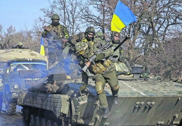 В ЛНР сообщили о задержании двух украинских военных