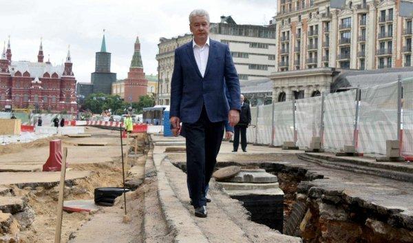 Собянин будет баллотироваться на выборах мэра Москвы
