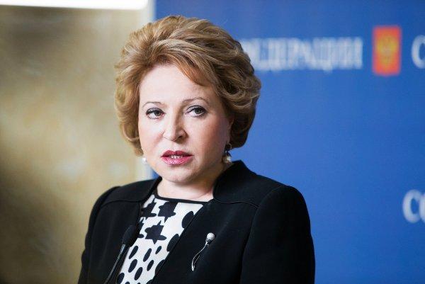 «Если запреты, то только народу»: Лена Миро считает, что Матвиенко борется только за права чиновника