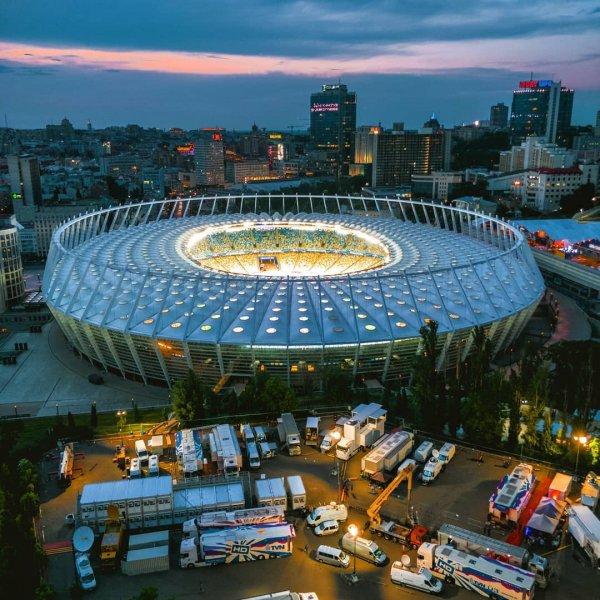 Футбол по-европейски: Киев можно назвать «раем для бомжей»