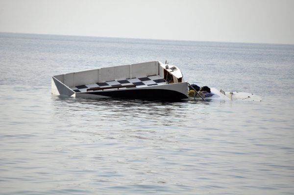 Аватаркой Екатеринбурга в Google Earth стал затонувший кораблик