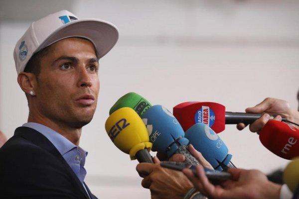 Криштиану Роналду: Деньги не способны изменить мою судьбу в «Реале»