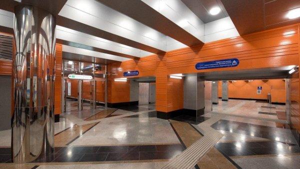 «Это фурор»: Петербуржцы восхищены новыми станциями «Беговая» и «Новокрестовская»