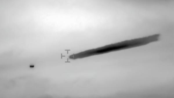 Сверхзвуковой Тик-Так: НЛО довел американских военных до истерики