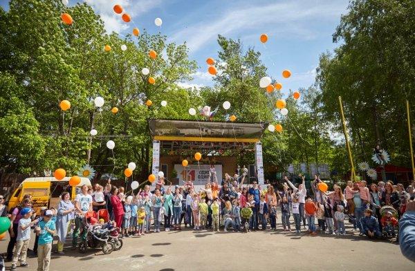 В Нижнем Новгороде отметили Всероссийский день близнецов
