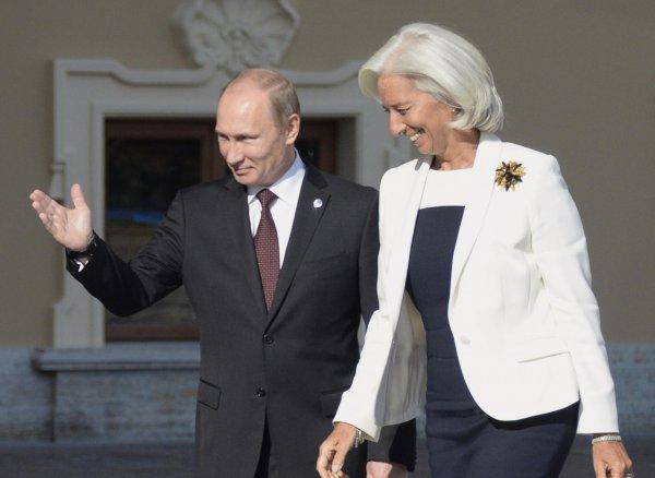 Путин увел у Порошенко самую желанную для него женщину