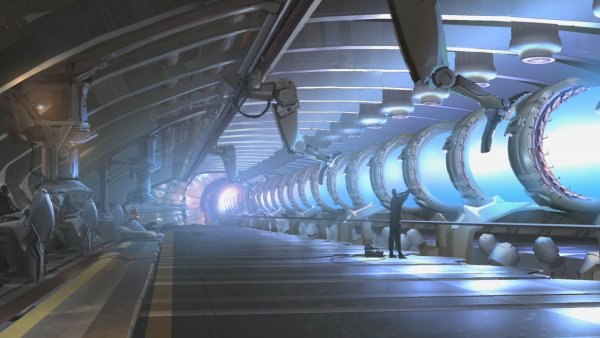 Варп-двигатель из «Звездных войн» доставит людей на Марс за три минуты