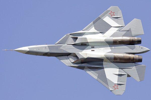 Пуск ракеты «Овод» истребителя Су-57 был запечатлен на видео