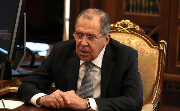 Лавров рассказал о странных вещах на подконтрольной США территории в Сирии