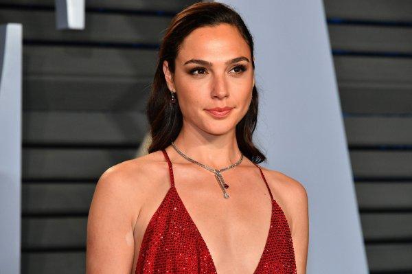 «Чудо-женщина» может стать ведущей «Евровидения» в 2019 году