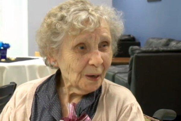 «Полное отсутствие мужчин»: 106-летняя британка раскрыла секрет долголетия