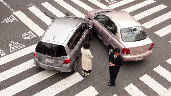 В Японии 90-летняя автоледи переехала пешеходов