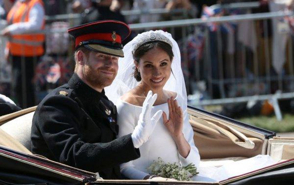 Свадьба принца Гарри и Меган Маркл по рейтингам проиграла торжеству принца Уильяма и Кейт Миддлтон