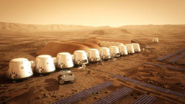 Ученые запретили размножаться колонизаторам Марса
