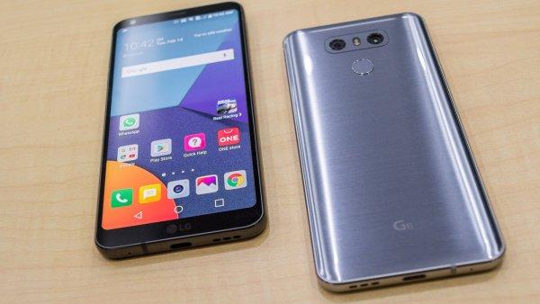 В обновлении LG G6 до Android Oreo обнаружены