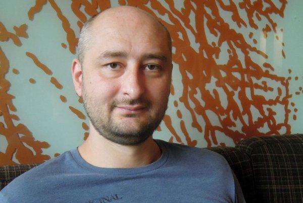 Журналист Бабченко раскрыл подробности своего «убийства»