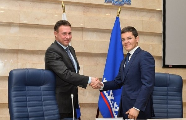 Тридцатилетнему Дмитрию Артюхову предоставили пост ВрИО Губернатора ЯНАО