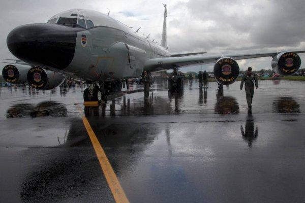 У границ России разведку проводили 20 самолетов-разведчиков