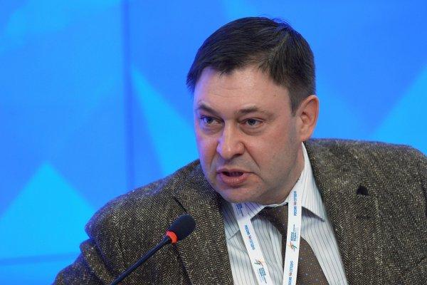 Главу РИА Новости Украина Вышинского оставили под арестом