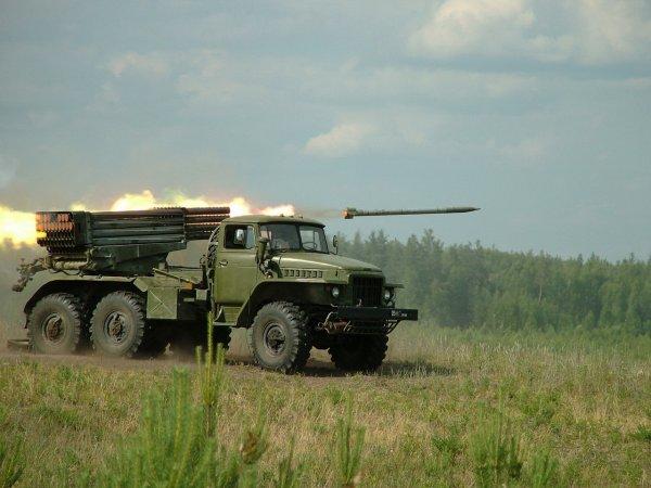Позиции ВСУ в районе Авдеевки были уничтожены ракетными войсками ДНР