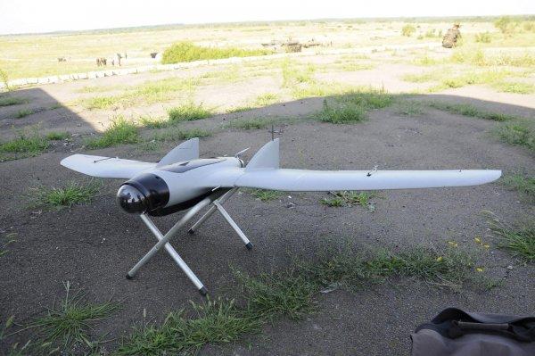 Ополченцы ДНР сбили украинский беспилотник