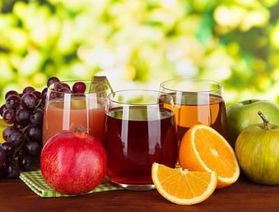 Эти соки наиболее полезны для здоровья