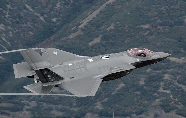 Истребители F-35 вновь начали массово ломаться
