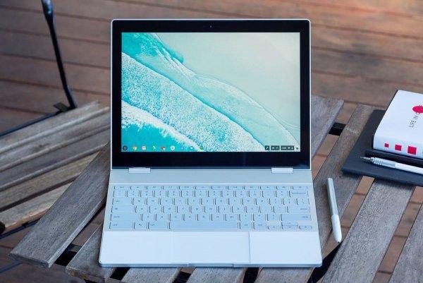 Google снизила цену на ноутбуки Pixelbook на $250