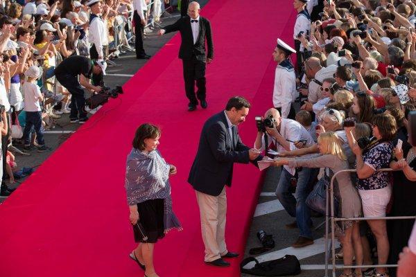 Путин оценил вклад фестиваля «Кинотавр» в развитие киноискусства страны