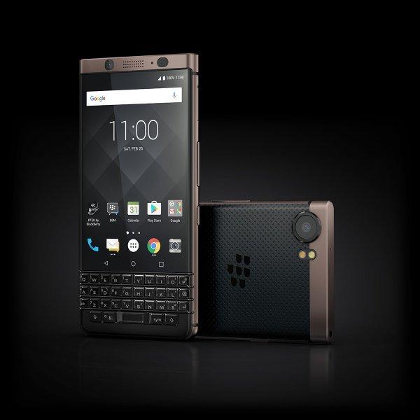 7 июня пройдёт презентация нового смартфона BlackBerry KEY