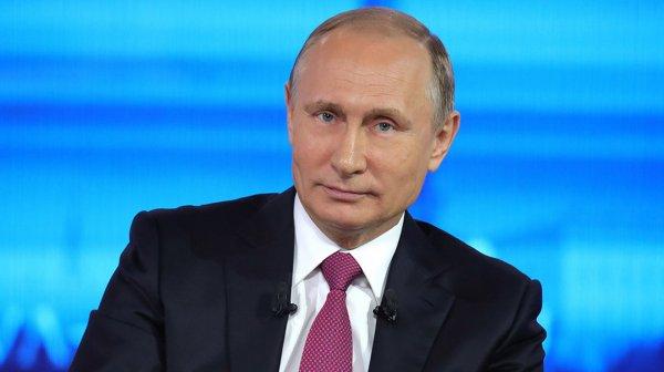 Школьник, задавший Путину вопрос год назад, сообщил о нерешенной проблеме