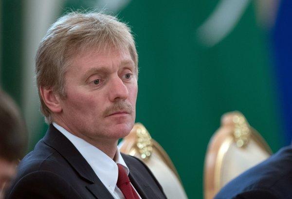 Песков: Россия следит за учениями НАТО «Удар саблей»