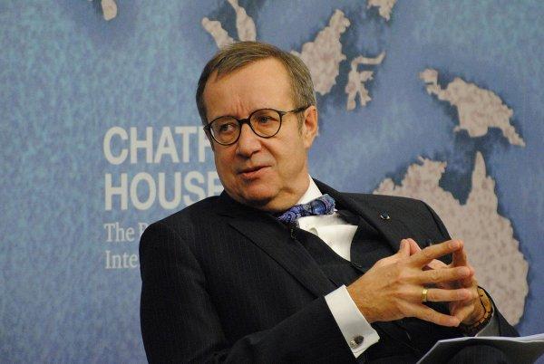 Экс-президент Эстонии пригрозил РФ потерей Санкт-Петербурга