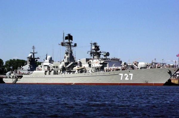 Балтийский флот станет на защиту Петербурга от возможных терактов во время ЧМ-2018