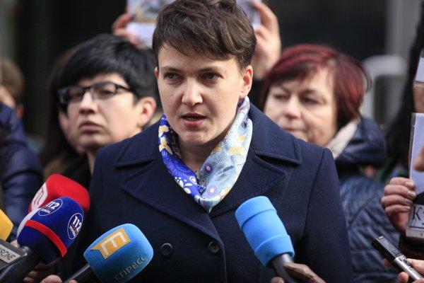 СБУ: Детектор лжи подтвердил подготовку Савченко к теракту