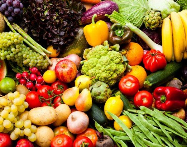 Ученые доказали положительное влияние фруктов и овощей на микрофлору кишечника