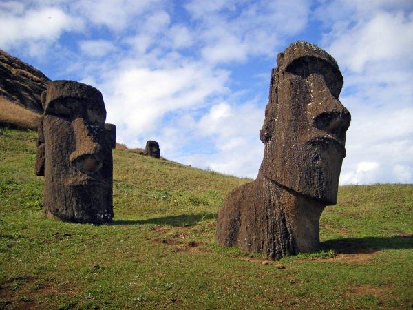 Ученые раскрыли секрет истуканов с острова Пасхи