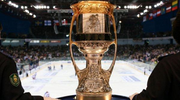Потапов привезет Кубок Гагарина в Нижегородскую область