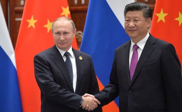 Путин и Си Цзиньпин обсудят ситуацию в Сирии и вокруг КНДР