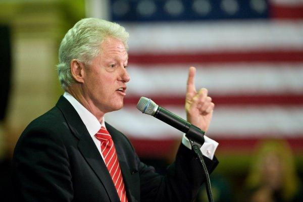 Экс-президент США Клинтон выпустил фантастический роман