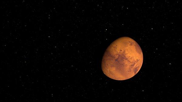Ученые получили важные данные о влиянии солнечных вспышек на атмосферу Марса